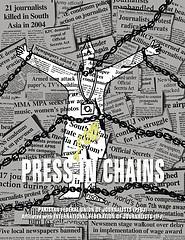 Press i kedjor