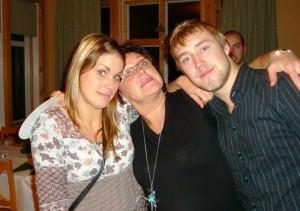 Pillan, Marie & Anders