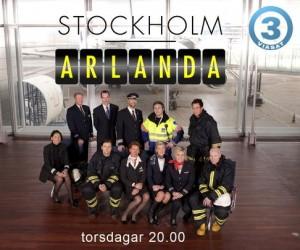 Stockholm Arlanda våren 09