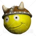 Vikingsmiley