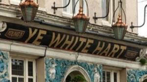 Ye White Hart