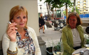 Angela & mamma