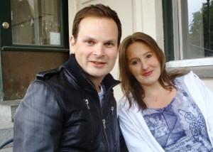 Nick & Helena